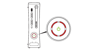 Bottom right red ring xbox