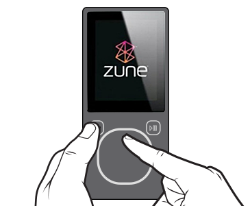 zune support how to use your zune player zune player rh support xbox com Zune Software Microsoft Zune Originals