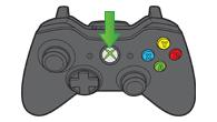Cambie la configuración de su Xbox 360