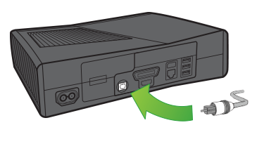Xbox Audio Settings | Connect And Configure Digital Audio On Xbox 360
