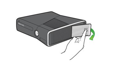 Install Xbox 360 Hard Drive | Remove Xbox 360 Hard Drive