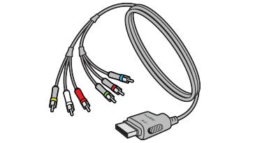 Cable audio/video de alta definición por Xbox 360
