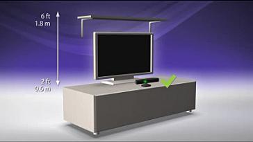 kinect setup xbox kinect setup xbox 360 rh support xbox com Xbox One Kinect Xbox 360