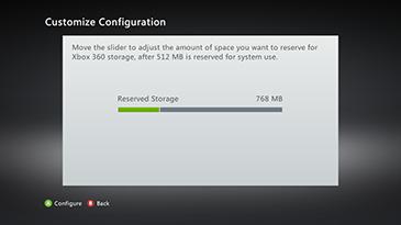 & Using USB Flash Drive as Xbox 360 Storage