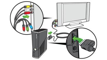 Xbox 360 initial setup xbox setup setting up xbox ccuart Choice Image