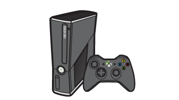 Xbox 360 S 본체