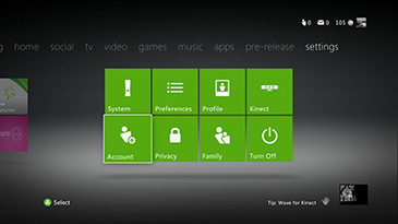 Remove Your Microsoft Account Password from Your Console
