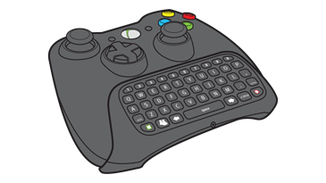 Set up Xbox 360 Chatpad | Use Xbox 360 Chatpad as Controller