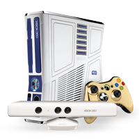 R2-D2 special edition Xbox