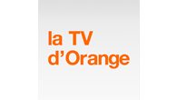 La TV d'Orange app on Xbox 360